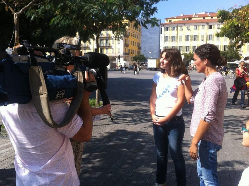 Tournage reportage 2014